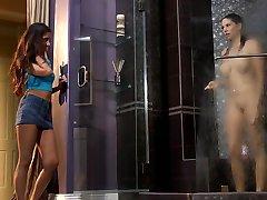 The Girls' Shower