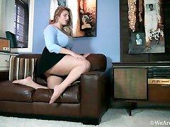 EllieRoe_BlueBlouseBlackSkirts_HD.wmv