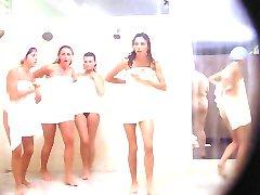 Porkys - Voajer slave scena u duši (solo djevojke)