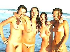 Teen Amateur  Nudist