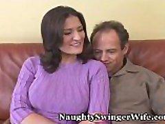 Moja Supruga Je Swinger Штабелирован!