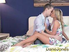 DaneJones Young blondes hot romantic fuck