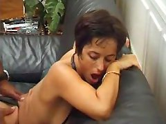 Hot mature anal filled