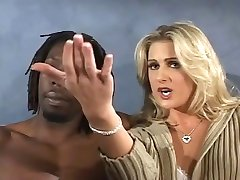 Ashley Long likes black dick in her ass