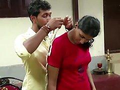 Tailor with mallu college girl-- Hot Shortfilm