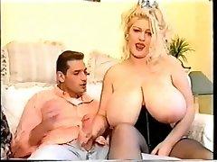 Busty Jenny Mansfield anal
