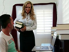 My first teacher Mrs. Brandi Love