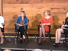 Ladies Panel Upskirt 1