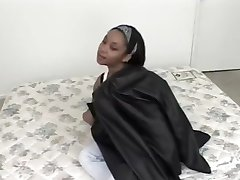 Hot Ebony Anal xxx video