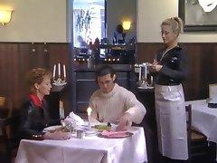 Isabel im Restaurace