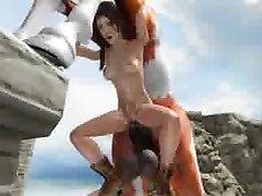 laras 3d animation