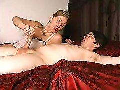 Madeline Smothering Her Slave