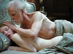 Emily Browning - Teen girl sex with old man, Full Frontal Nudity, Bush