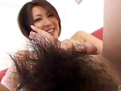 Titl Japanski amater savršen grm golo tijelo provjeriti