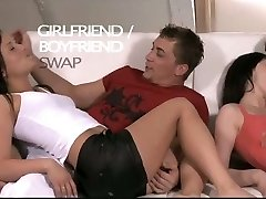 ORGASMS Girlfriend swap