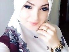 Krásné Hidžáb Dívka