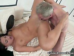 Horny pornstars Mark Magnum, Coco De Mal in Exotic College, Cumshots porn clip