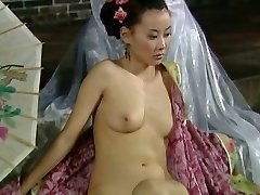 JAPANESE Wind Dance Concubine