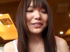 Hottest Chinese bi-atch Megumi Shino in Crazy Solo Female, Toys JAV scene