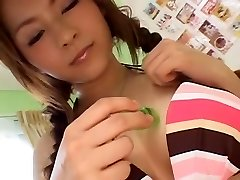 Amazing Asian whore Erika Ayase in Exotic Solo Girl, Getting Off JAV video