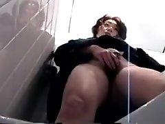 Jp hidden restroom masturbation 1 - 1-Five
