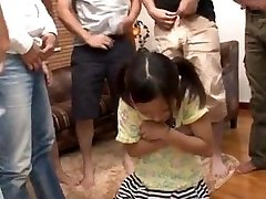 Youthfull Japanese girl