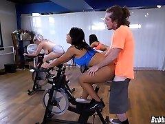 Latina Workout Rump