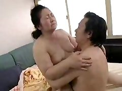 Japanese Grannies 70+ (Two)