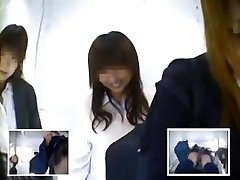 Zipang-5225 Seized series first edition! Closed goodbye uniforms girls photo booth Hidden Camera Vol.12