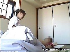 Visitor Nurses Oral Pleasure Sex