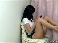 Peeping panty of Japanese pornstar YurinaAyashiro.