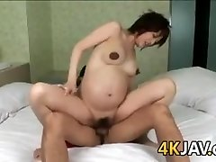 Pregnant Japanese Angel