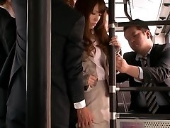 Kokomi Sakura in Targeted Office Lady part 1.1