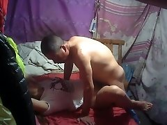 Grand-dad Rents A Chinese Cunt