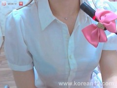 WinkTV Korean BJ Pinkyulyi Two