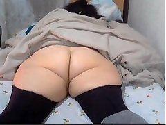 thick asian voyeur