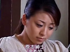 Busty Mommy Reiko Yamaguchi Gets Drilled Doggy Style