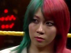 Super-fucking-hot mingled wrestling
