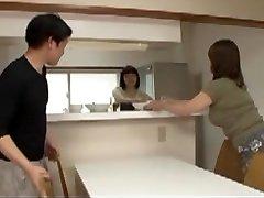 जापानी माँ में कानून में कदम संस गीला सपना