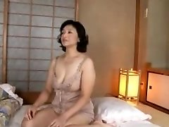 Mature skank gets poked in Japanese adult fuck tape