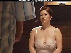 Japanese Lesbian lesbian lady on girl lesbos