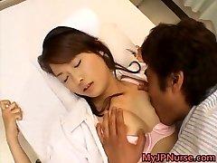 Emiri Aoi Warm Asian nurse 1 by MyJPnurse