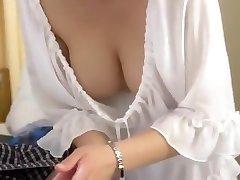 Incredible Japanese lady Megu Fujiura in Best POV, Handjobs JAV clip
