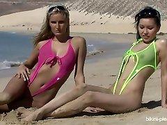 Agnes B[Agnes Мирай] - Bikini Rado[Agnes & Неилла]