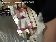 رائع الفتاة اليابانية ميسا Kikouden في أفضل اللسان, رسوم متحركة 3D فيلم JAV