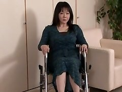 Awesome Asian whore Nozomi Mashiro, Miku Ohashi, Sho Nishino in Exotic Swallow, Handjobs JAV episode
