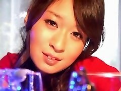 Exotic Japanese female in Fabulous Threesomes, Close-up JAV tweak