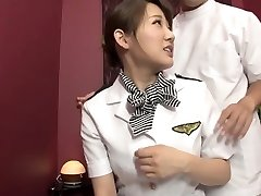 Nasty Japanese whore in Exotic Massage, Cougar JAV clip