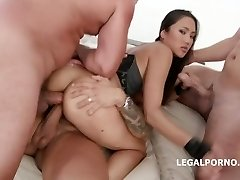 LegalPorno Trailer - BlackEnded with May Thai Four milky then 4 black