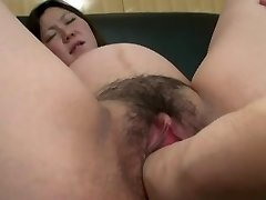 Oriental Huge Pussy Fisting